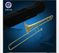 Wholesale Xinghai slide trombone alto instrument B western wind instruments surface paint