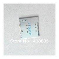 Wholesale 30pcs original and new sim card reader holder socket for Motorola RAZR I XT890 XT907 HK order lt no track