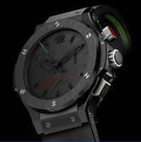 Limited Edition seiko - 2016 New Men s Luxury Hot Ayrtonsenna rubber men s automatic mechinacl Men s watches bigbang watch sport wristwatch