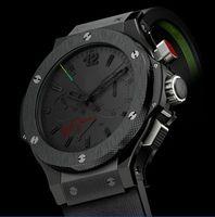 seiko - New Hot Ayrton senna rubber men s automatic mechinacl Men s watches bigbang watch sport wristwatch