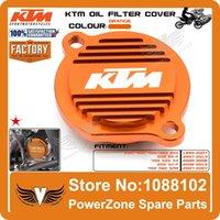 Wholesale KTM Billet Oil Filter Cover U6951157 Fit KTM SX SXF EXC EXF SMR order lt no track
