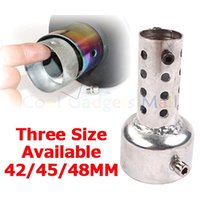 adjustable exhaust silencer - High Quality Motorcycle Exhaust db Killer Muffler Adjustable Exhaust Silencer mm mm mm