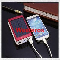 bank delivery - Best Quality full capacity power bank mah Emergency Portable high capacity solar charger fast home delivery