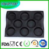 Wholesale China Supplier Silicone Fiberglass Bread Form Sub Sandwich Roll Pan