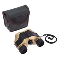 Wholesale 50X25 m Mini LED Sports Optics Binocular Telescope Spotting Scope for Hunting Camping Hiking Traveling Concert order lt no track