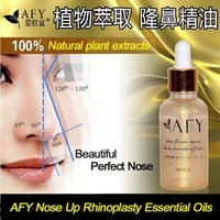 Wholesale Nose Up Heighten Rhinoplasty Essential Oils Nasal Bone Remodeling Pure Natural Nose Care Thin Smaller Nose Oil Really Effective