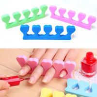 Wholesale 3 Colors Nail Art Makeup Phototherapy Stained Carved Nail File Brush Pen Holder Stand Rest Acrylic Tools