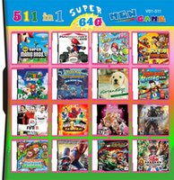 Wholesale V01 GB in Multi games card for DS DSI DSXL DS