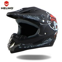 Wholesale HELMO Capacete Motocross Helmet Capacete Motorcycle Safety Helmet Factory Direct Sale ABS Material High Quality CR