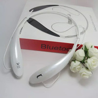 Wholesale HBS hbs800 Headsets HBS Wireless Bluetooth Stereo Headset Earphone Handsfree in ear headphones Headsets