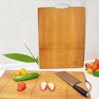 Wholesale Whole bamboo cutting board cutting board wood cutting board chopping board Ganmian large plate than iron wood antibacterial