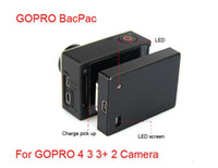 Wholesale GoPro Battery Bacpac for Hero Power bank USB cable mAh