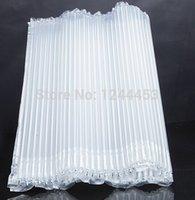 Wholesale feeling shoping yard Width cm Column of air volume air column bag bubble bag roll film shockproof buffer gas packing