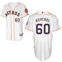 Wholesale 2015 Houston Astros Dallas Keuchel White Cool Base Baseball Jersey Personalized Customized Jerseys