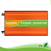 Wholesale Invert DC V V V to VAC High frequency pure sine wave solar Power inverter W