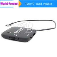 cell phone number - 2015 Usb Type C Multil Comob card reader Hub High speed Gbps support windows XP Macbook number PC for computer cell phone