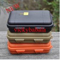 Wholesale all weather waterproof box engineering plastic tool box Small