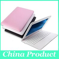 Cheap New Arrival cheap Laptop Win10 OS Computer for Students Notebook 10.1 inch Netbook 1GB 16G wifi HDMI Multi Color 010250