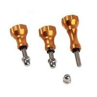 Gros-Détails sur 3PCS inoxydable Aluminium Thumb Bouton Ecrou Boulon Vis Set de montage pour Gopro Hero 2 3