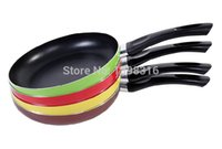 aluminium sauce pan - nonstick cookware cm aluminium alloy frying pan sauce pan skillets with glass lid cover can be used on induction cooker