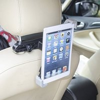Wholesale Secure Grip Universal Kid Safe Headrest Tablet Mount for quot to quot Tablets including iPad Samsung Galaxy Tab Galaxy Note Tablets Brackets