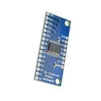 analog mux - 16CH Analog Digital MUX Breakout Board CD74HC4067 Precise module for Arduino