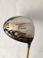 Wholesale 3star Golf clubs Honma Beres S driver loft Regular flex Graphite shaft PC Honma S03 Golf driver