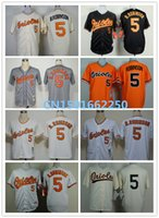 Baseball robinson - 2016 New Baltimore Orioles Brooks Robinson Jersey Brooks Robinson Throwback Baseball Jersey Embroidery A Quality