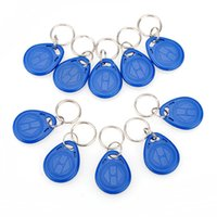 access water - High Quality Hot Sale New Proximity ID Token Tag Key Fob Khz RFID Plastic Water Resist Access Control Use