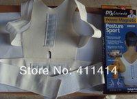 Wholesale Hot Sale DHL Free Magnetic Posture Support Corrector Back Pain Feel Young Belt Brace Shoulder
