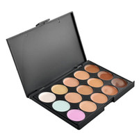 Wholesale Professional Colors Concealer Foundation Contour Face Cream Makeup Palette Pro Tool for Salon Party Wedding Daily