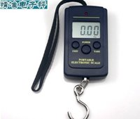 Cheap Free Shipping 10g-40Kg Digital Hanging Luggage Fishing Weight Scale