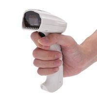 Wholesale USB Laser Barcode Bar Code Scanner Reader Handheld Wired LED Indicator Bi directional Single Line Scanning Design
