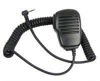 Wholesale Intercomunicador Real Anti wrestling mm Pin Handheld Speaker Mic Radio T6220 t6500 Frs Black New J0273a Alishow