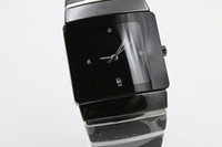 analog tungsten quality - Luxury brand full high quaity limited mens watch steel ceramic TICHY high quality date ceramic black dial mens fashion gents watches