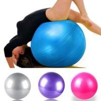 chiffon yoga ball exercise ball - Newest Arrivals cm cm cm Exercise Ball Air Pump Body Slimming For Yoga Fitness Pilates Home Gym Cx97