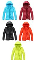 coats and jackets - 2015 Time limited Women Parka New Women s Hooded Down Jacket Winter Overcoat Outdoor Coats Male And Female Couple Models
