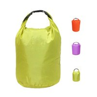 Wholesale S5Q Portable L Waterproof Storage Outdoor Sport Rafting Camping Travel Dry Bag AAAFCZ
