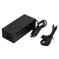 al por mayor adaptador de cable de alimentación de xbox-Cargador del adaptador de la CA Cable de la fuente de alimentación Unidad del cable para la consola de Microsoft Xbox Uno US Plug