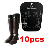 shoe stand - Reelable Long Boots Shoes Stand Holder Support Stretcher Shaper Plastic