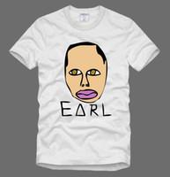 animal creator - New Summer Fashion Odd Future Shirt Wolf Gang Tyler T Shirt The Creator Earl Drawing T shirt Men