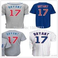 baseball deals - 2015 New Kris Bryant jersey women Chicago authentic baseball jerseys cheap custom cheap deal with it logo size S XXL