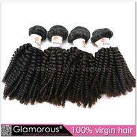 "Wholesale Cheap Hair Spirals - 8"" to 34"" 4 bundles lot mongolian russian filipino cambodian virgin hair cheap human hair weft spiral curly hair extensions"