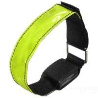 amd arm - RedFlame LED Safety Reflective Armband Flashing Belt Strap Wrist Arm Wrap Band straps shorts strap story