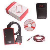 Wholesale 2014 Professional VDM UCANDAS Automotive Diagnostic Tool Universal Car Diagnostic Tool UCANDAS VDM M9756 tools farm