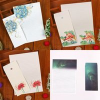 Wholesale Gap year more meat plants elegant suit a variety of colorful envelopes letterheads Star optional