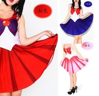 beauty warrior - Young beauty series digital printing galaxydress Cosplay classic pleated skirt female warrior skirt