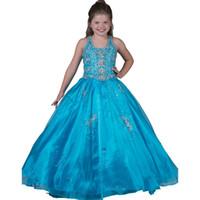 Girl plus size flower girl dresses