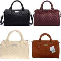 baguette purse - 2016 Women Leather Handbag Shoulder Lady Crossbody Bag Tote Messenger Satchel Purse