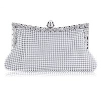Wholesale new women clutches small party women crystal bags envelope clutch women s handbag lady party crystal evening bags sv18 sv009918